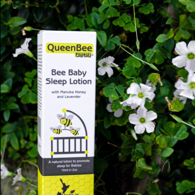 QueenBee Pure Bee Baby Sleep Lotion