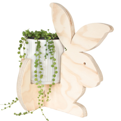 Bunny holder