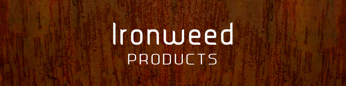 Ironweed Products