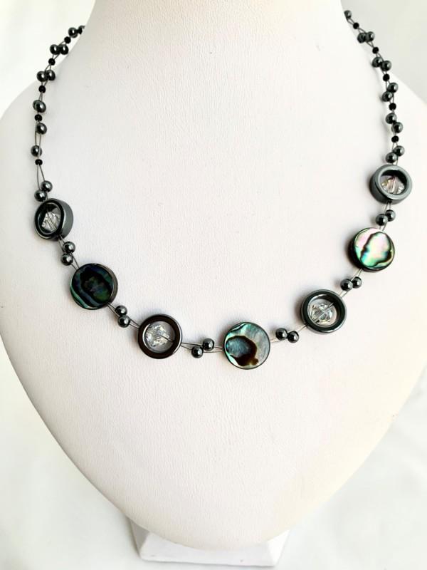 Paua necklace