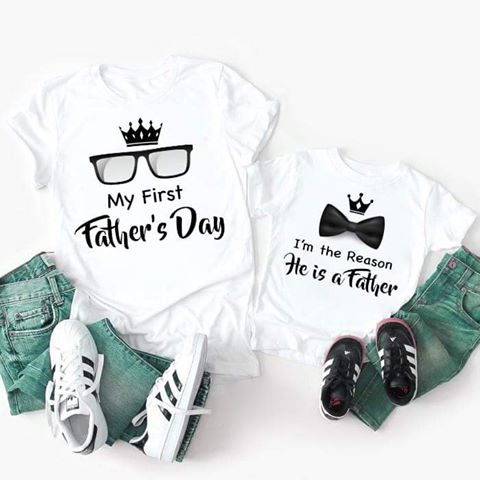First fathers Day Set