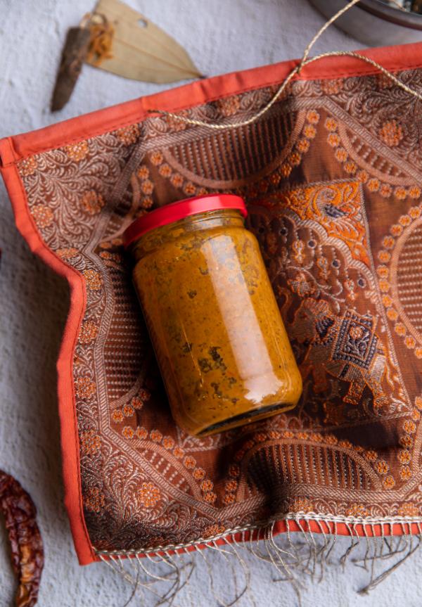 Dolly Mumma Indian Everyday paste