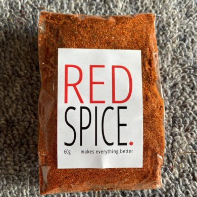 Redspice refill