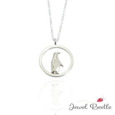silver-hoiho-penguin-pendant