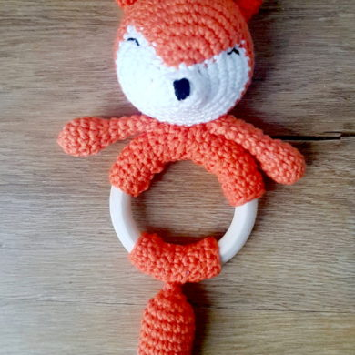 fox ring rattle new